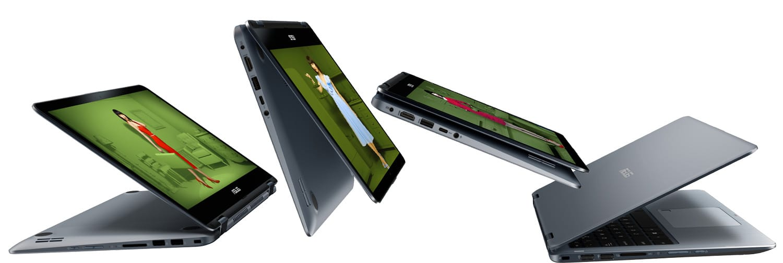 "Asus VivoBook Flip TP410UA-EC243T promo 850€, Ultrabook 14"" IPS/Tablette SSD"