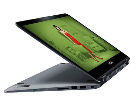 "Asus VivoBook Flip TP410UR-EC073T, ultrabook 14"" Tablette i7 930MX SSD 1199€"