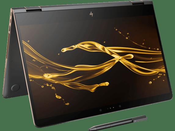 HP Spectre x360, Ultrabook convertible Tablette 4K Kaby Lake Refresh MX150