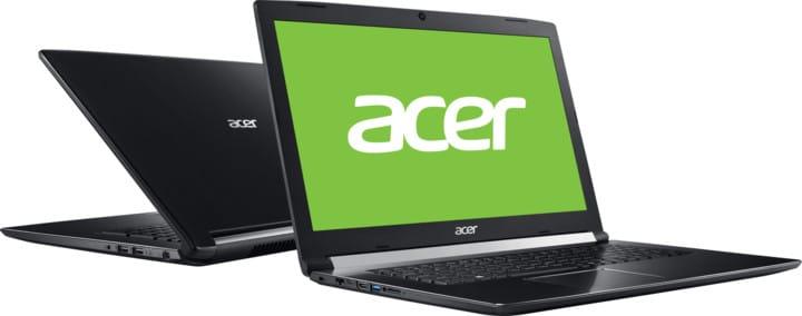 Acer Aspire A717-71G-58P6, PC portable 17 pouces Full IPS GTX 1050Ti i5 à 973€
