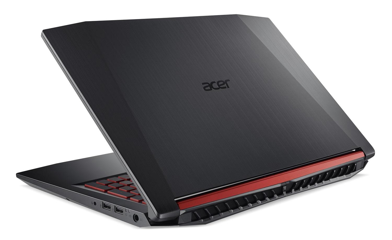 """Acer Nitro AN515-51-72CL, PC portable 15"""" joueur GTX 1050 Ti (834€)"""