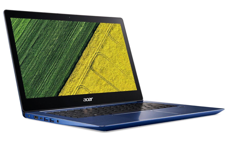 Acer Swift 3 SF314-52-54LU, ultrabook 14 pouces Bleu Full IPS i5 SSD256 à 731€