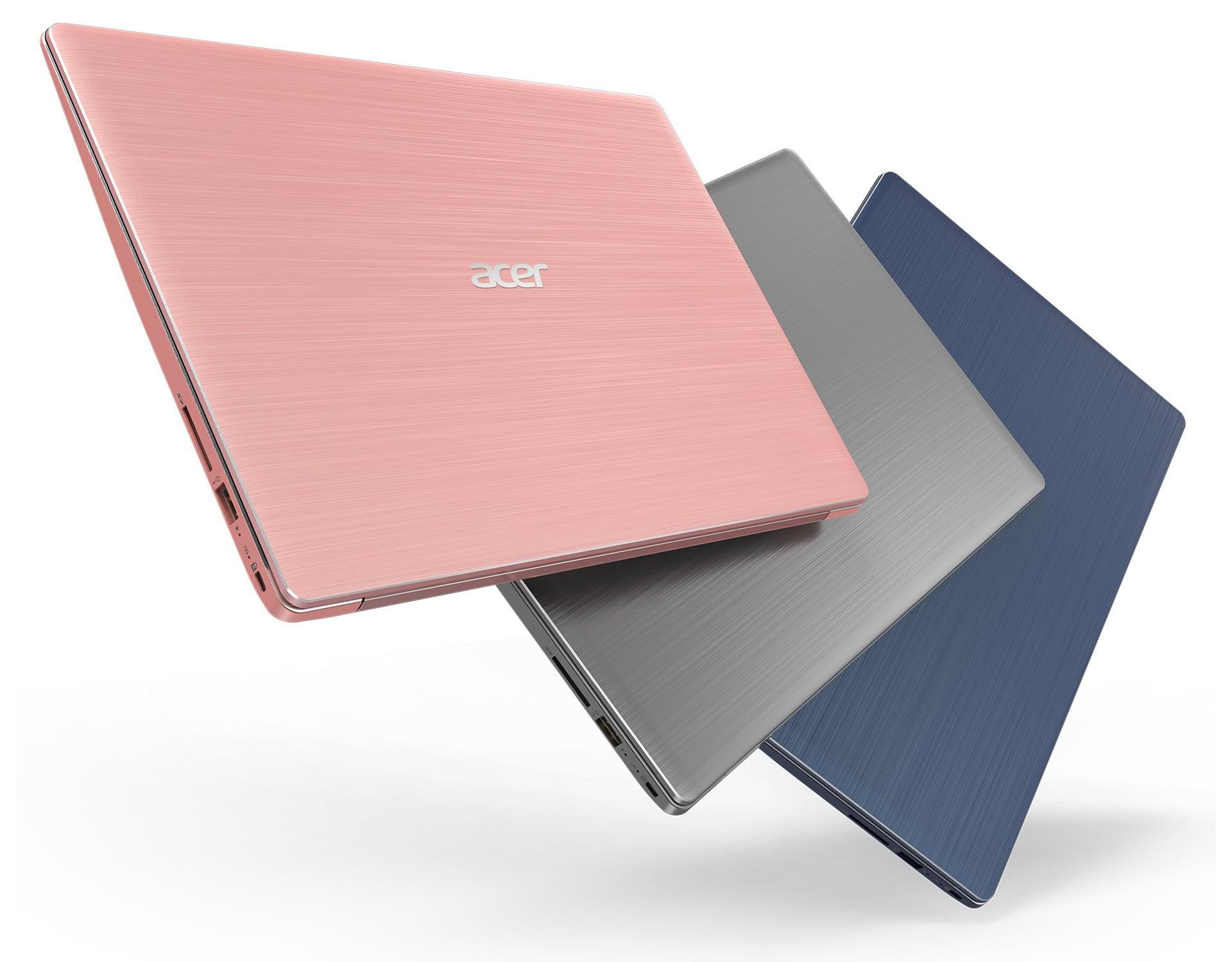 Revue de presse des tests publiés sur le Web (Acer Swift 3 SF314-52G)