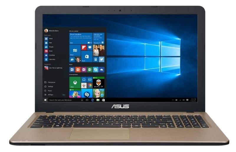 Asus X540LA-XX1008T à 499€, PC portable 15 pouces SSD i3 + souris, Office 365