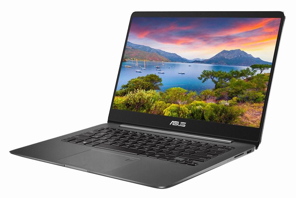 Asus ZenBook UX430UA-GV341T, ultrabook 14 pouces SSD 512Go i7 IPS à 1249€