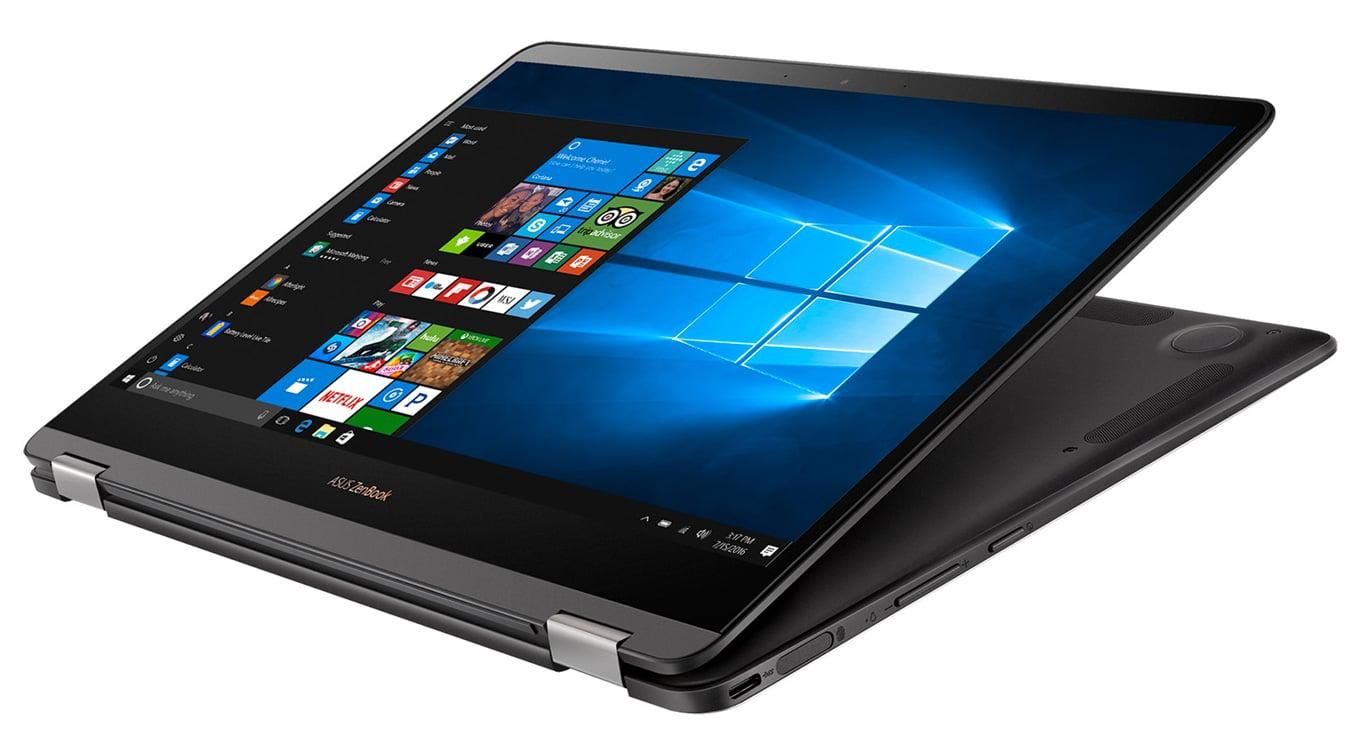 "Asus ZenBook Flip S UX370UA-78256, ultrabook 13"" Tablette léger i7 SSD à 1329€"