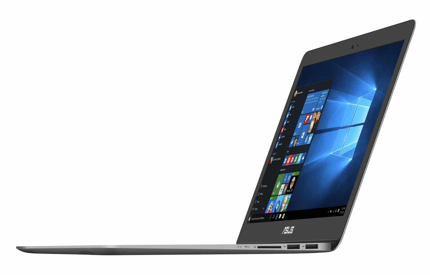 Asus Zenbook UX310UA-FC871T, ultrabook 13 pouces 16Go Full IPS i7 SSD à 999€