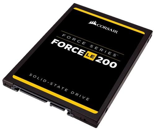 """<span class=""""tagtitre"""">Bon Plan - </span>SSD Corsair Force Series LE200 de 480 Go en promo à 132 euros"""