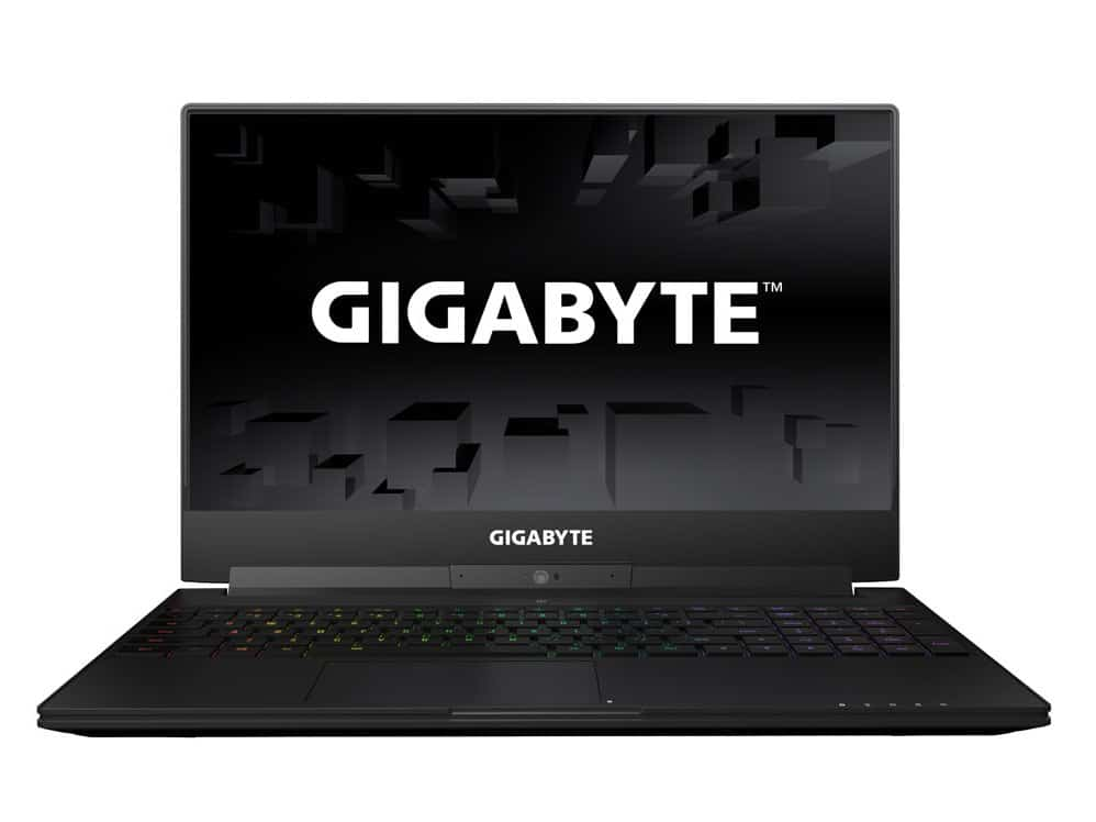 Gigabyte Aero 15 X, nouvel Ultrabook 15 pouces gamer avec GTX 1070 Max-Q