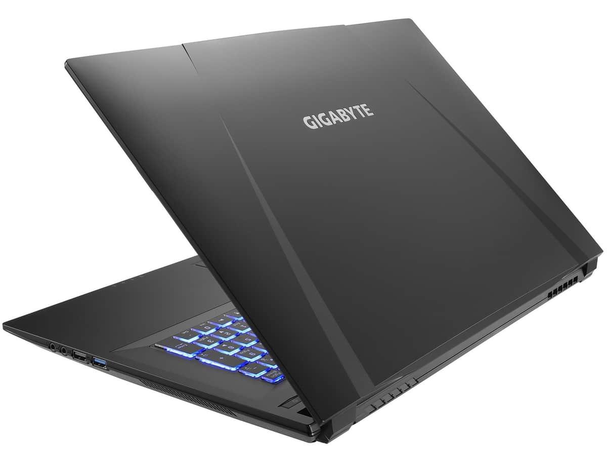 "Gigabyte Sabre 17 P47K V7, PC portable 17"" IPS GTX 1050 Ti SSD 256 i7 1399€"