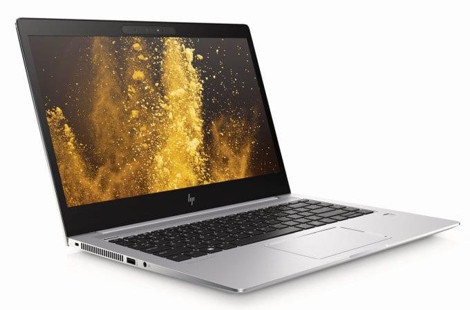 HP EliteBook 1040 G4, nouvel Ultrabook 14 pouces Pro Kaby Lake Quad Core