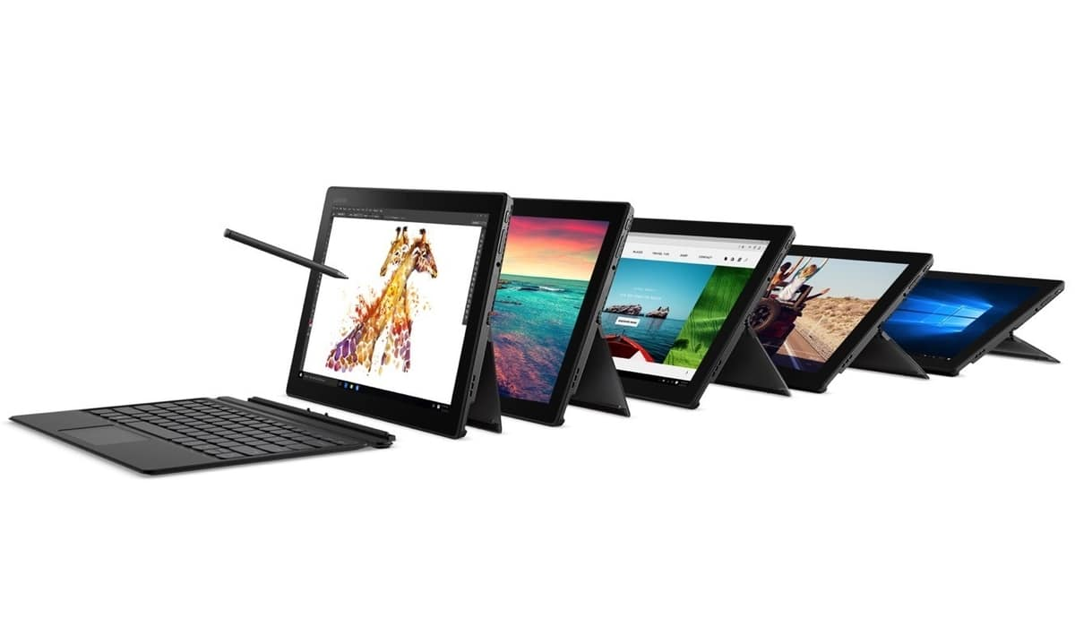 """<span class=""""tagtitre"""">IFA 2017 - </span>Lenovo MiiX 520, Ultrabook 12 pouces/Tablette Kaby Lake Refresh"""