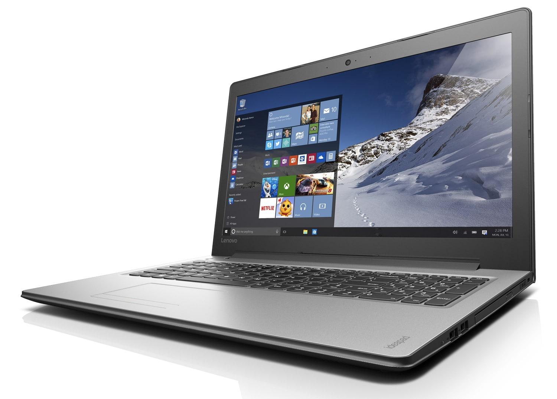 Lenovo IdeaPad 310-15IKB à 499€, PC portable 15 pouces Full HD mat i5 argent