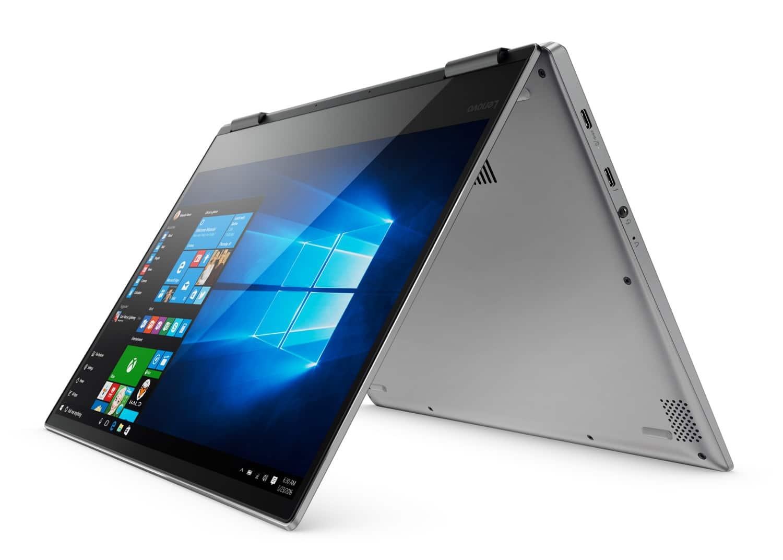 Lenovo Yoga 720-13IKB, Ultrabook 13 pouces IPS/Tablette Stylet i7 (899€)
