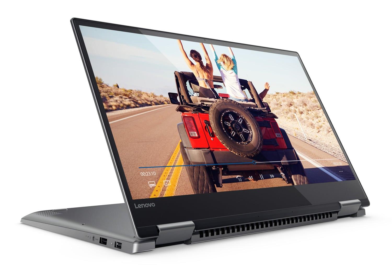 "Lenovo Yoga 720-15IKB, Ultrabook 15"" IPS/Tablette SSD GTX 1050 Quad 1349€"