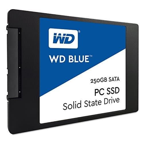 "<span class=""tagtitre"">Bon Plan - </span>SSD 2.5"" Western Digital Blue de 250 Go promo 44€"