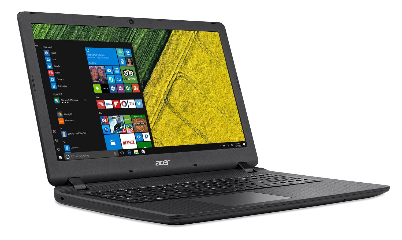 Acer Aspire ES1-572-32NR à 399€, PC portable 15 pouces 1 To Core i3 noir