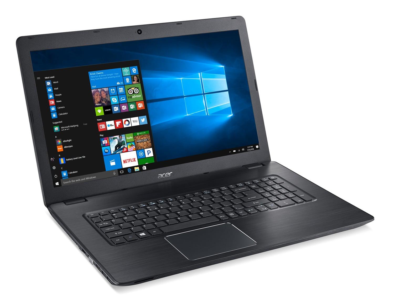 Acer Aspire F5-771G-52H9 à 749€, PC portable 17 pouces GTX 950M i5 noir