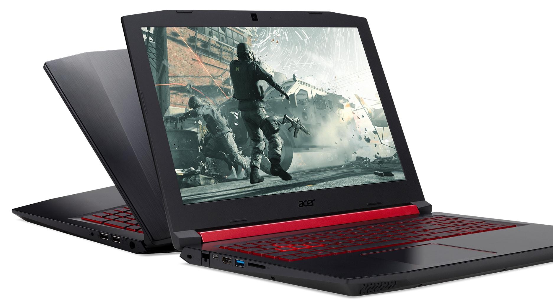Revue de presse des tests publiés sur le Web (Acer Nitro 5 AN515-51)