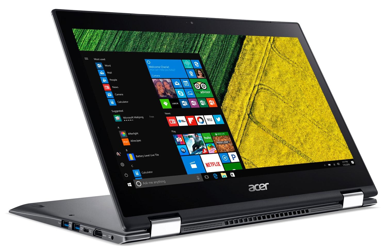 "Acer Spin SP513-52N-51V2, Ultrabook 13"" IPS/Tactile Kaby-R (699€)"