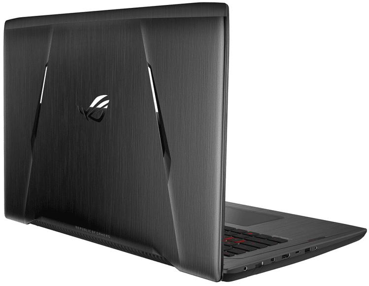 """Asus GL702ZC-GC201T, PC portable 17"""" IPS Ryzen 7, RX 580 (1162€)"""