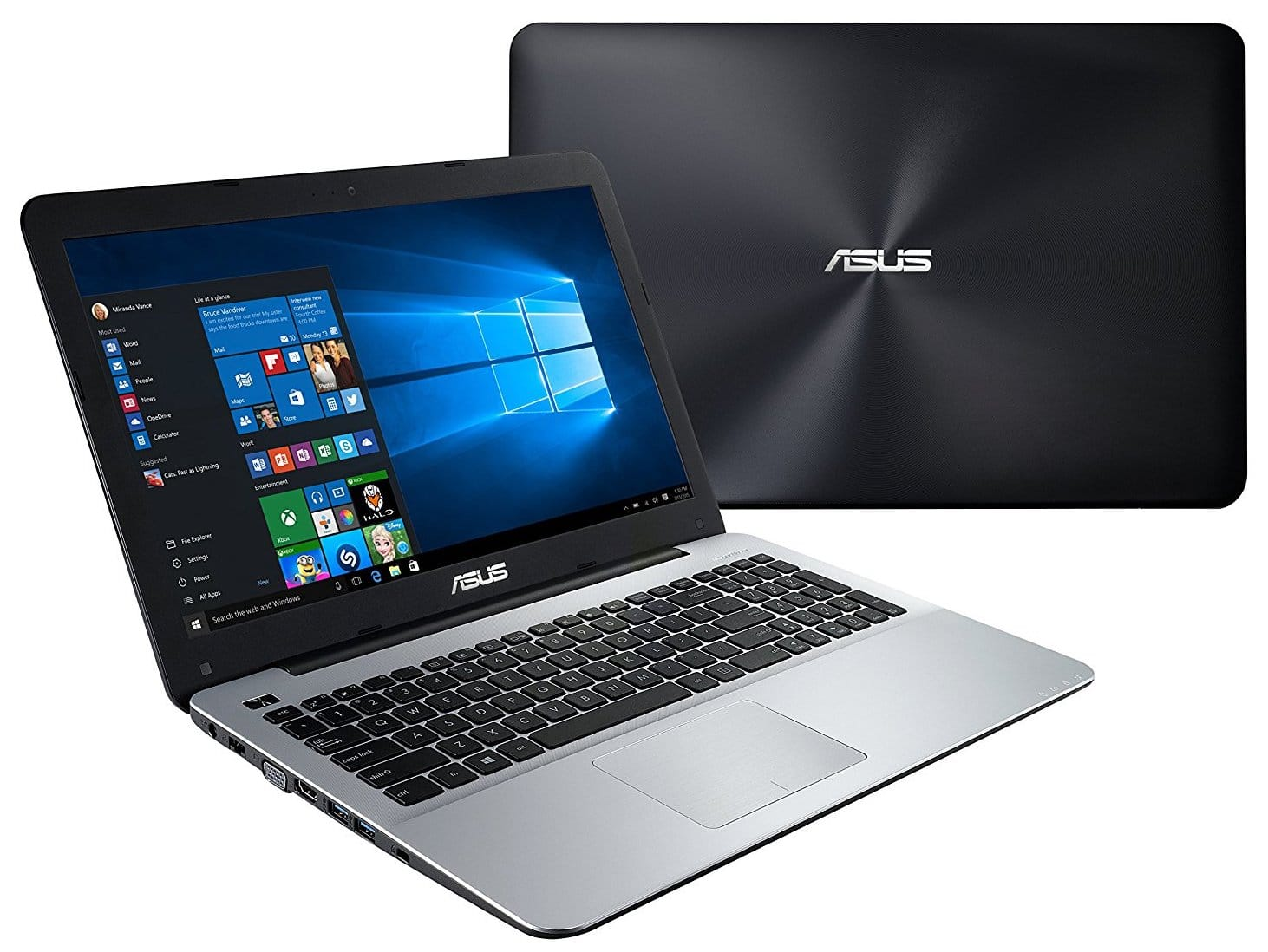 Asus R556QA-DM074T, PC portable 15 pouces SSD Full HD Bristol Ridge promo 489€