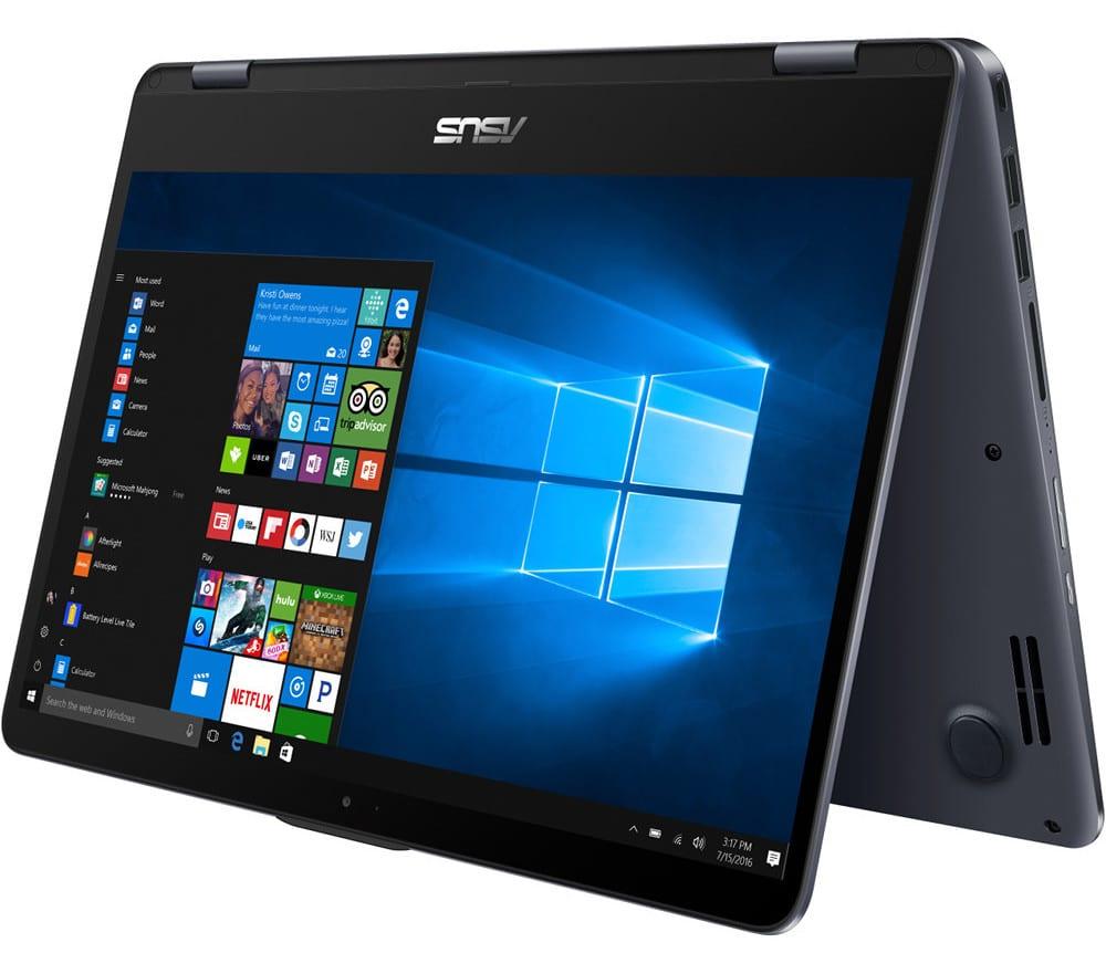 "Asus VivoBook Flip TP410UA-EC288T, ultrabook 14"" Tablette/Tactile i5 SSD à 699€"