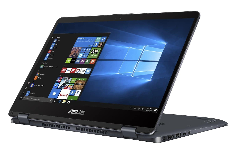 "Asus VivoBook Flip TP410UA-EC323T, ultrabook 14"" Tablette/Tactile i3 SSD à 669€"
