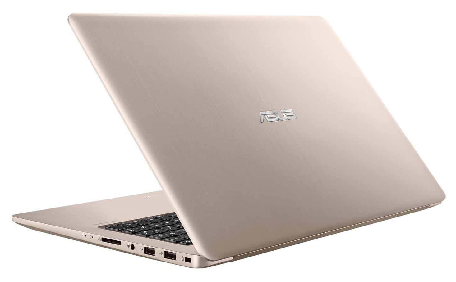 "Asus VivoBook N580VD-FI366T, ultrabook 15"" 4K IPS SSD i7 GTX1050 (1199€)"