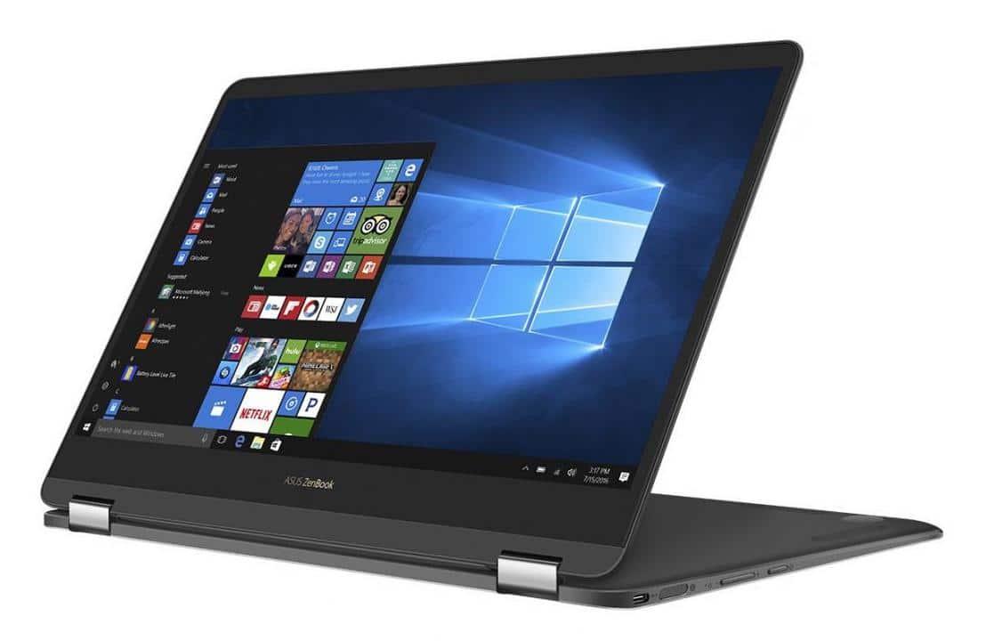"Asus Zenbook Flip S UX370UA-C4237R, ultrabook 13"" Tab i7 Refresh SSD à 1679€"