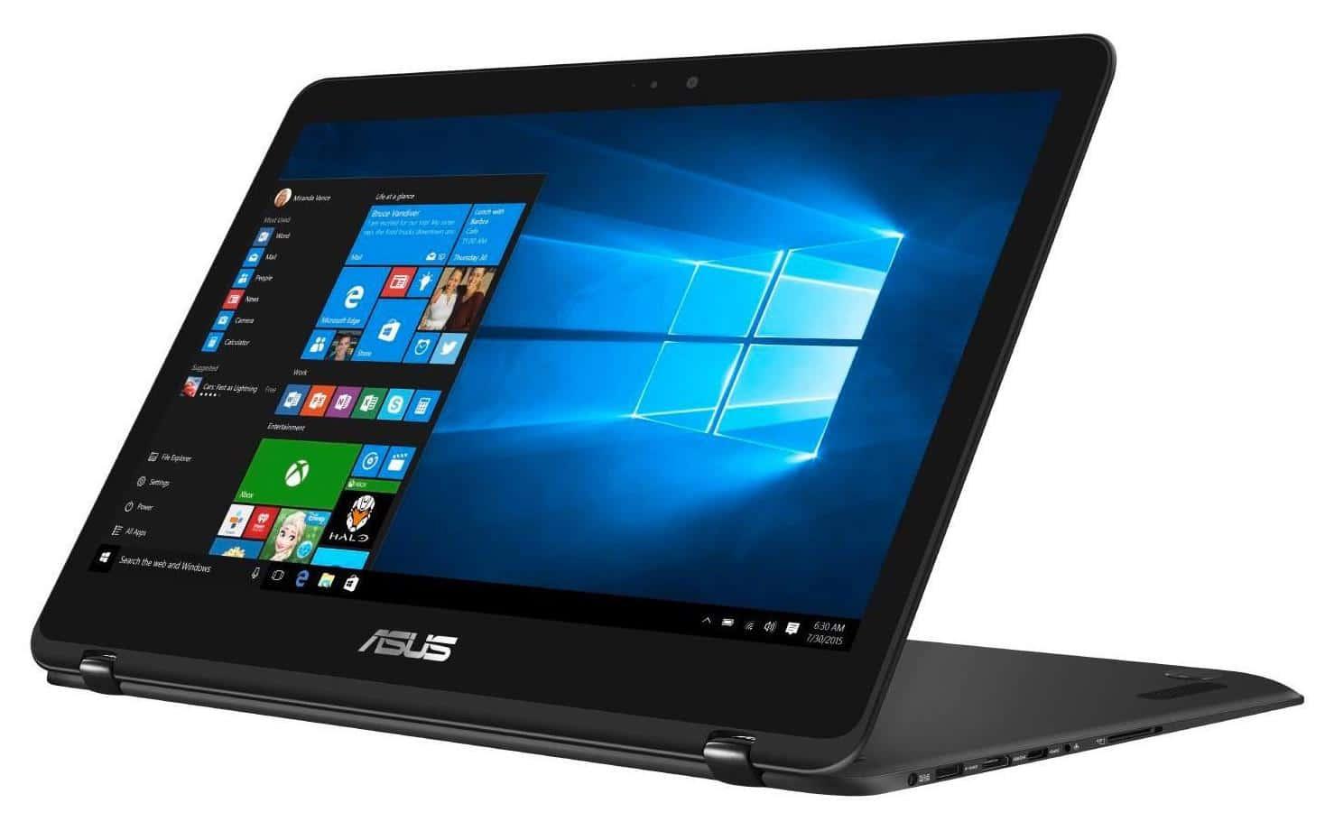 "Asus Zenbook Flip UX360UAK-DQ417T, ultrabook 13"" tab QHD i5 SSD promo 979€"