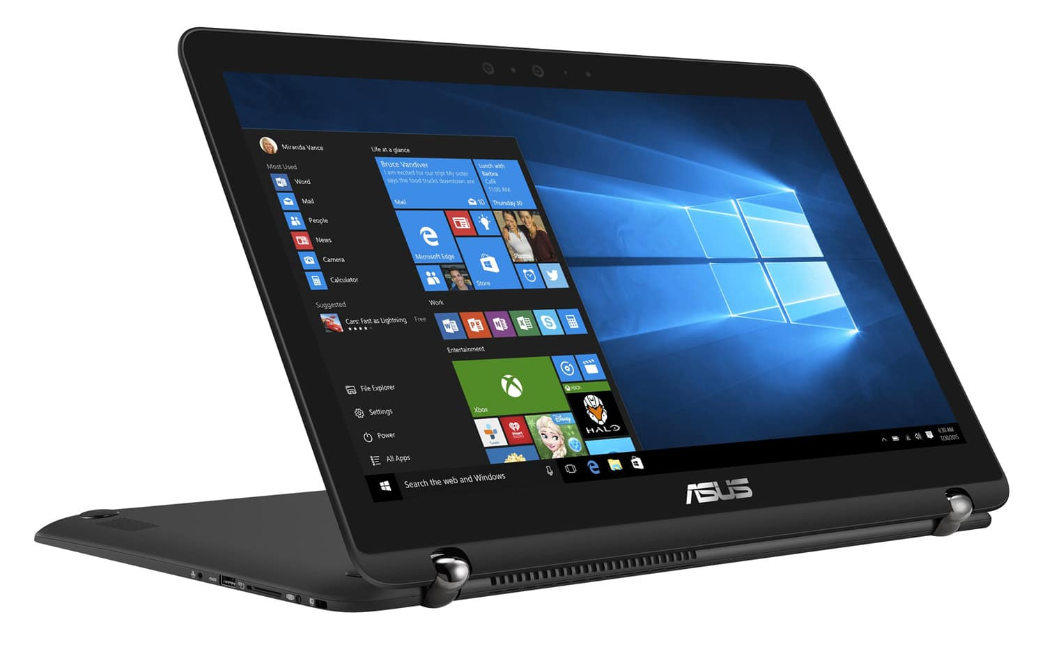 "Asus Flip UX560UQ-FZ092R, PC portable 15"" IPS/Tablette SSD 512 i5 940MX"