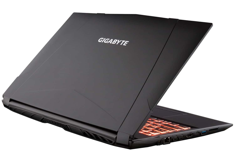 "Gigabyte Sabre 15 P45K V7, PC portable 15"" IPS GTX 1050 Ti SSD i7 promo 989€"