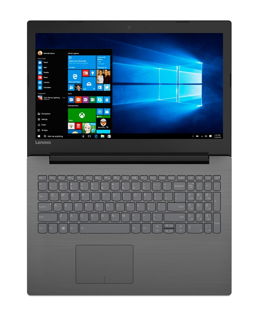 Lenovo IdeaPad 320-15ISK promo 529€, PC portable 15 pouces i3 920M 1 To
