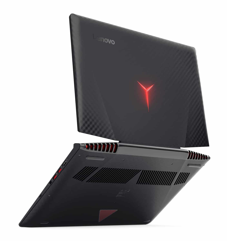 Lenovo Legion Y720-15IKB, PC portable 15 pouces IPS GTX 1060 6 Go Quad 1099€