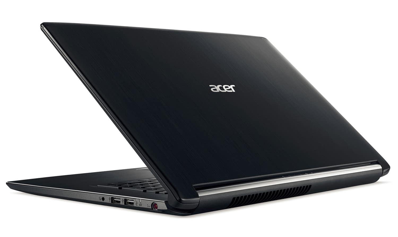 Acer Aspire 7 A717-71G-593R, PC portable 17 pouces IPS GTX 1050 SSD 1049€