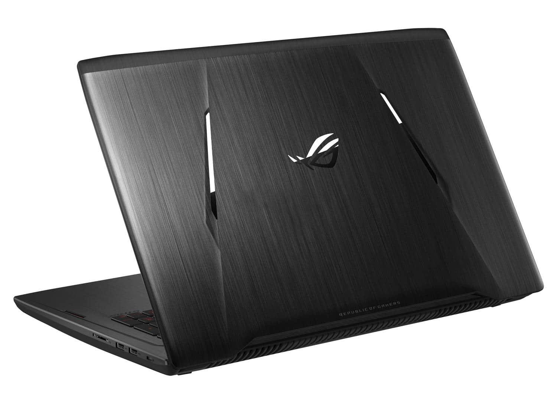 Asus GL702ZC-GC006T, PC portable 17 pouces IPS RX 580 Ryzen 7 (1099€)