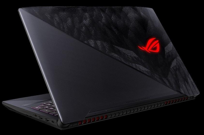 Asus RoG Strix Hero, nouvel ordinateur portable 15 pouces GTX 1060 Quad Kaby