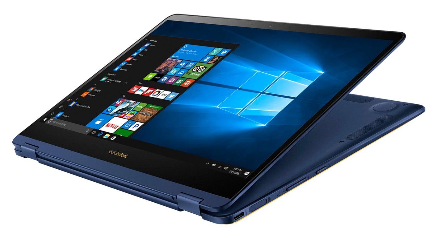 "Asus ZenBook Flip S UX370-7R16256-B, ultrabook 13"" Tab i7 Refresh (1199€)"