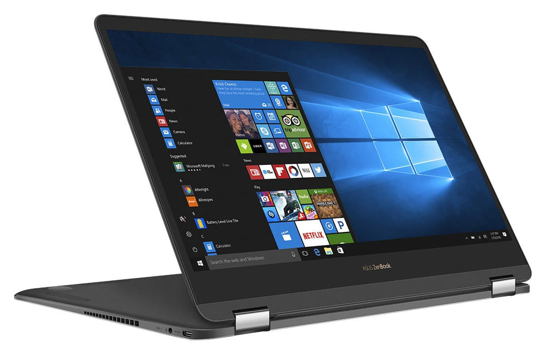 "Asus ZenBook Flip S UX370-7R8256-N2, ultrabook 13"" Tab i7 Refresh SSD à 1299€"