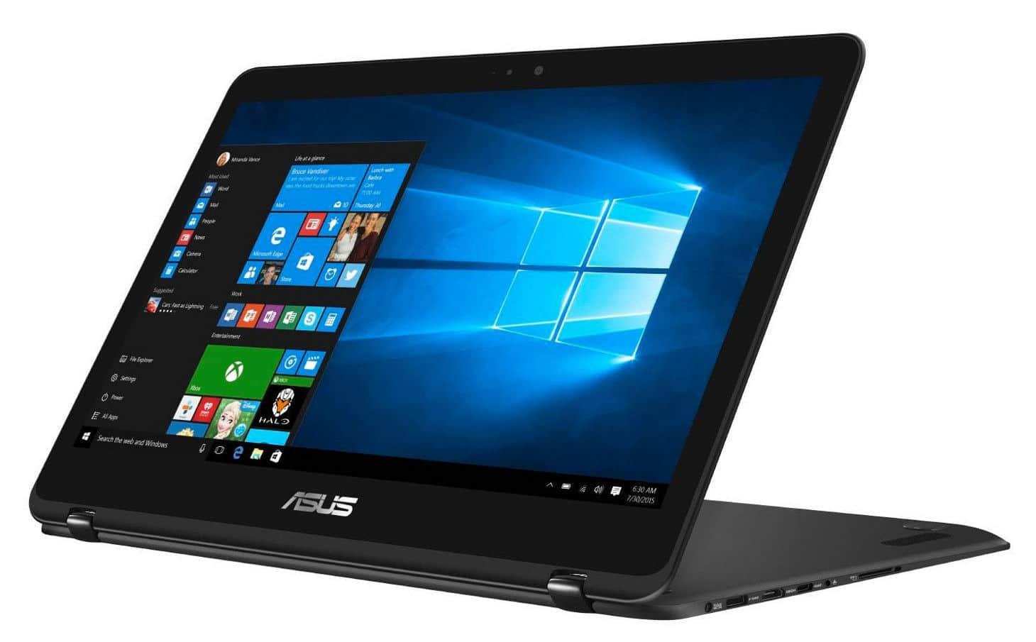 "Asus Zenbook UX360UAK-DQ456T, ultrabook 13"" tab QHD i5 SSD512 promo 899€"