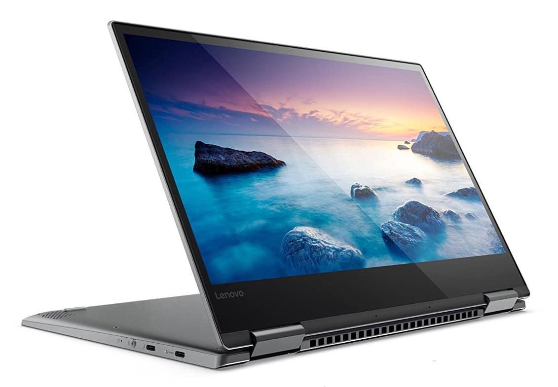 "Lenovo Yoga 720-13IKB, ultrabook 13"" tablette Full i5 Kaby SSD (779€)"