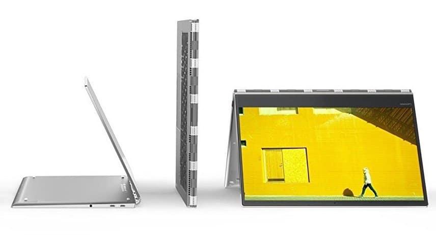 Revue de presse des tests publiés sur le Web (Lenovo Yoga 920-13IKB)