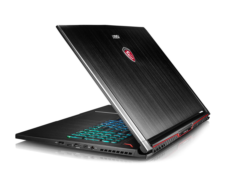 MSI GS73VR 7RF-446FR, Ultrabook 17 pouces 120Hz GTX 1060 SSD (999€)