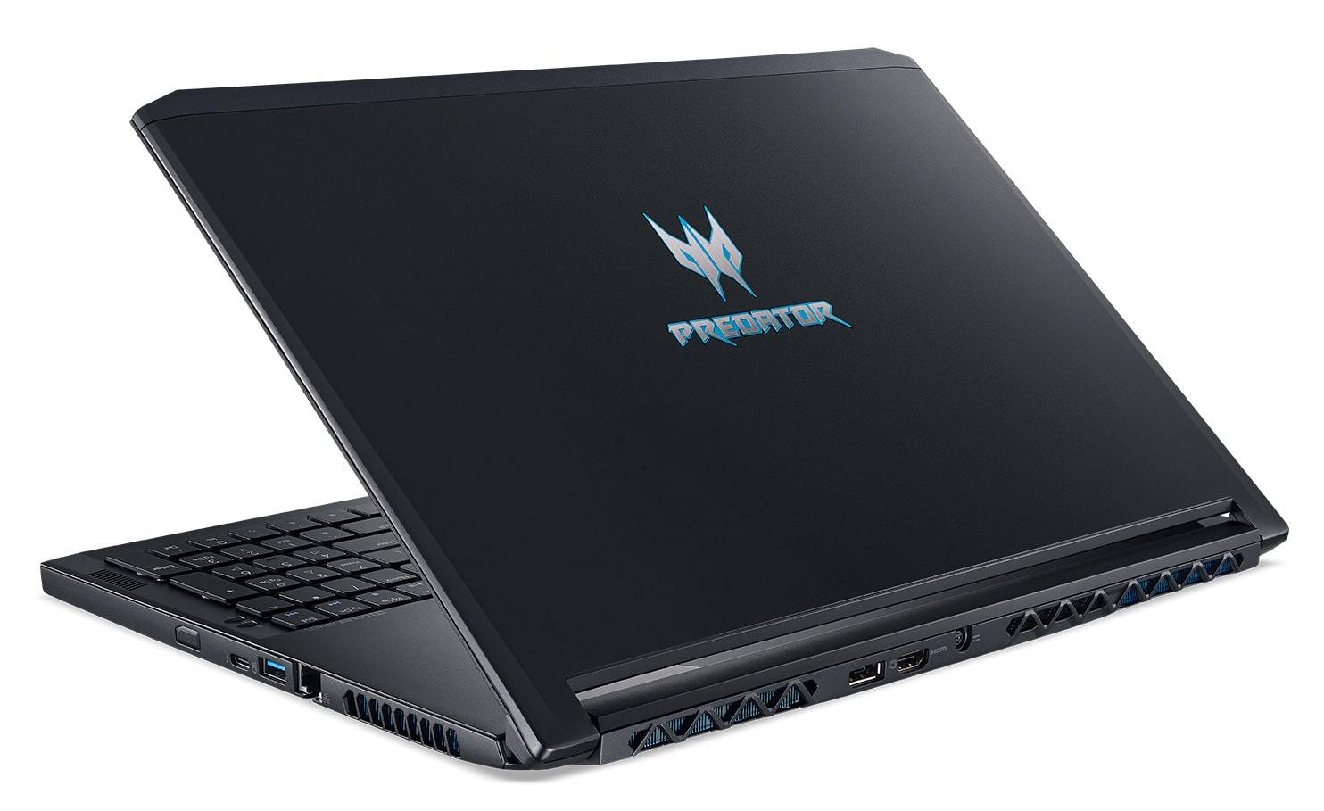Acer Triton PT715-51-709K, Ultrabook gamer 120Hz GTX 1080 (1999€)