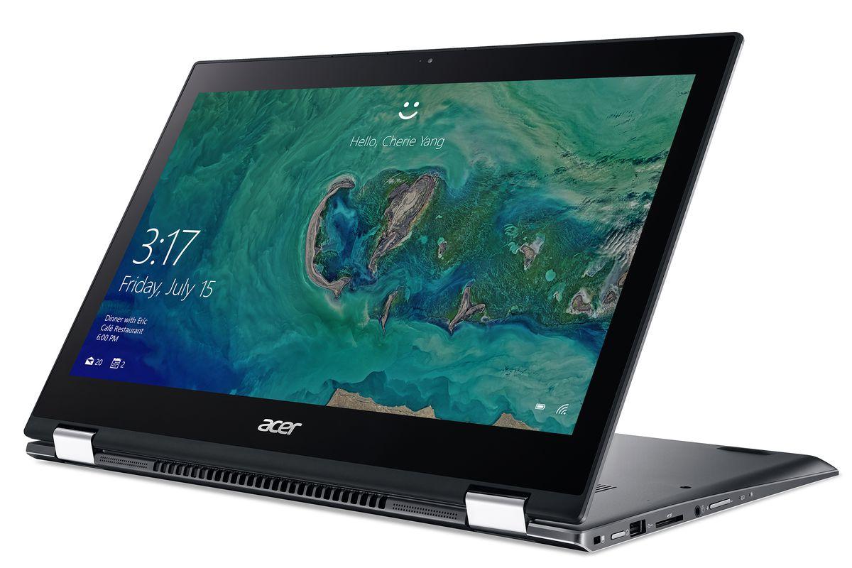 Revue de presse des tests publiés sur le Web (Acer Spin 5 SP515-51GN)