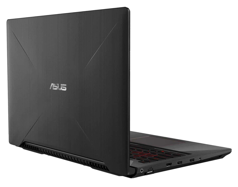 Asus FX503VM-DM054, PC portable 15'' GTX 1060 Full i7 Kaby (849€)