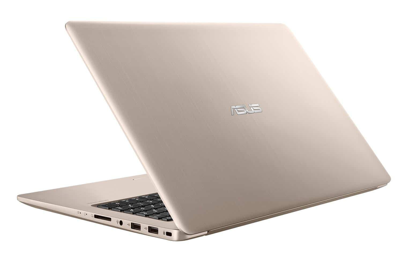 Asus VivoBook N580VD-FJ644T, ultrabook 15 pouces 4K tactile SSD GTX 1050 1399€