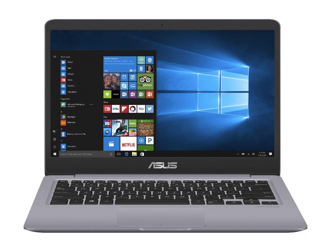 Asus Vivobook S410UA-EB145T à 799€, Ultrabook 15 pouces Kaby Refresh SSD