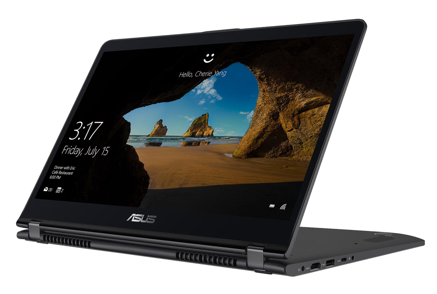 Asus UX561UD-BO032T, Ultrabook/Tablette SSD 512 Kaby Refresh GTX 1050 1399€